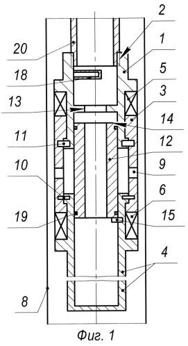 Устройство для избирательной имплозионной обработки продуктивного пласта