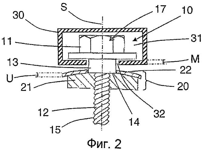 Хранилище, в частности, для инструментов крепления или завинчивания и винт с системой уплотнительных шайб