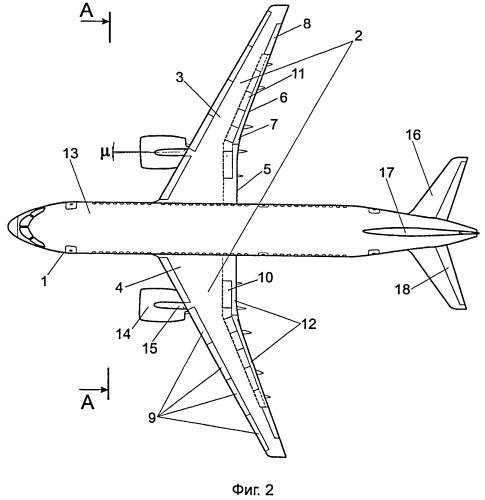 Дозвуковой пассажирский самолет