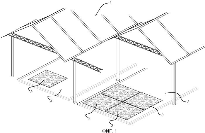 Способ выращивания растений и плавающее поддерживающее устройство