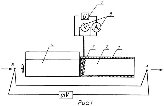 Способ измерения холодопроизводительности охлаждающего устройства-кондиционера