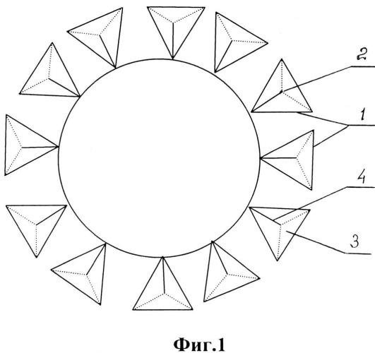 Кольцевая ретрорефлекторная система