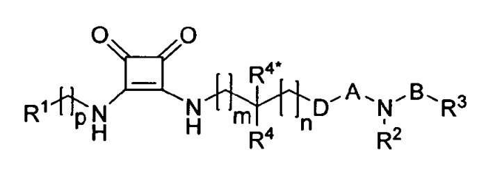 Производные 1, 2-дигидроциклобутендиона в качестве ингибиторов фосфорибозилтрансферазы никотинамида