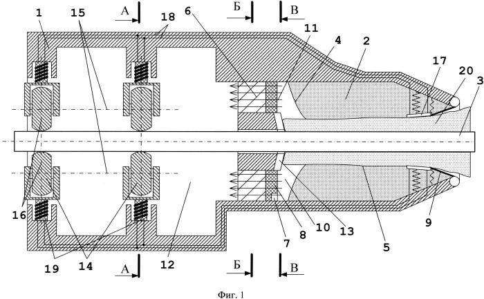 Устройство для удаления гололеда с провода линии электропередач