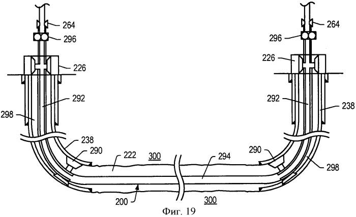 Системы для обработки подземного пласта с циркулируемой теплопереносящей текучей средой