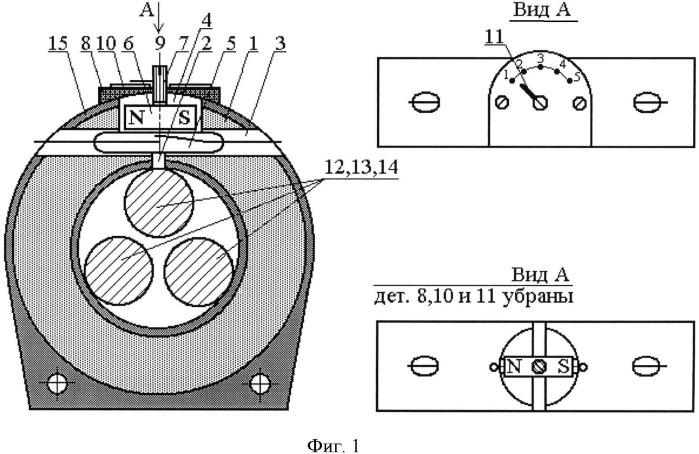 Устройство защиты от однофазного замыкания на землю в сети с изолированной нейтралью