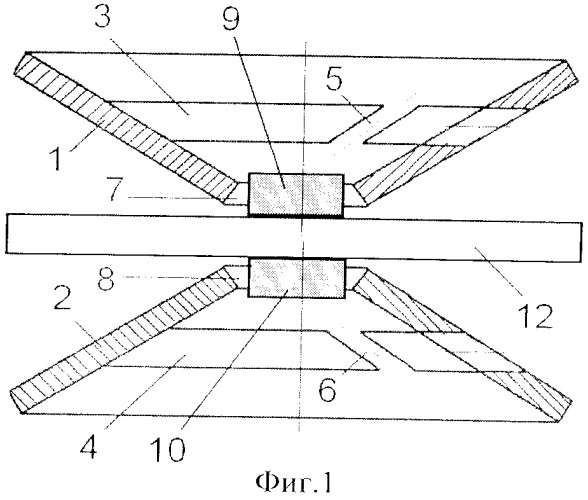 Упругий элемент тарельчатого типа
