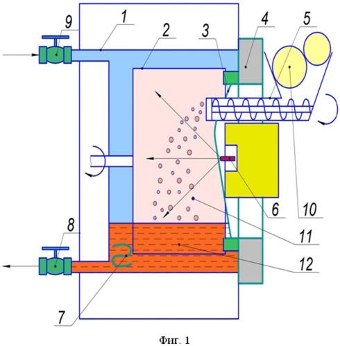 Свч установка для вытопки пасечного воска