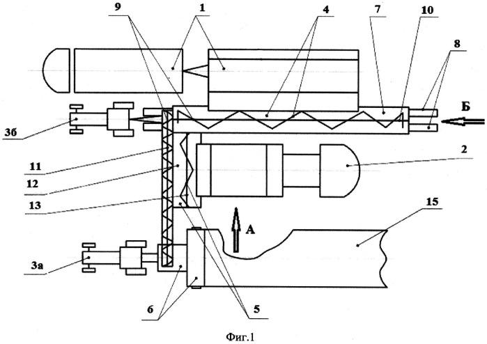 Устройство для закладки зерна на хранение (варианты)