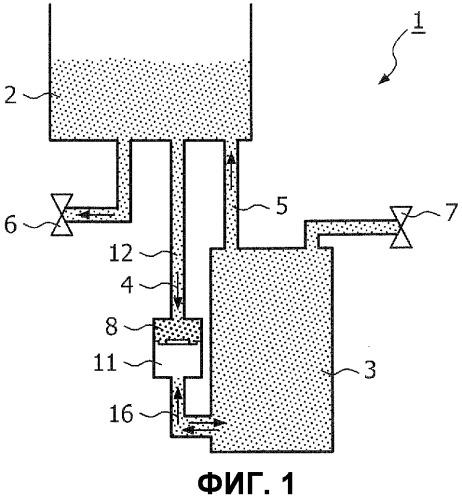 Устройство, содержащее бойлер для содержания и нагревания жидкости и систему для содержания жидкости при более низкой температуре