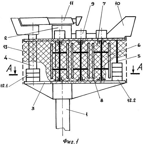 Поливиндротор модифицированный