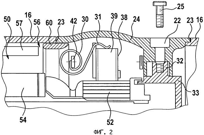 Ручная машина с щеточным электрическим двигателем (варианты)