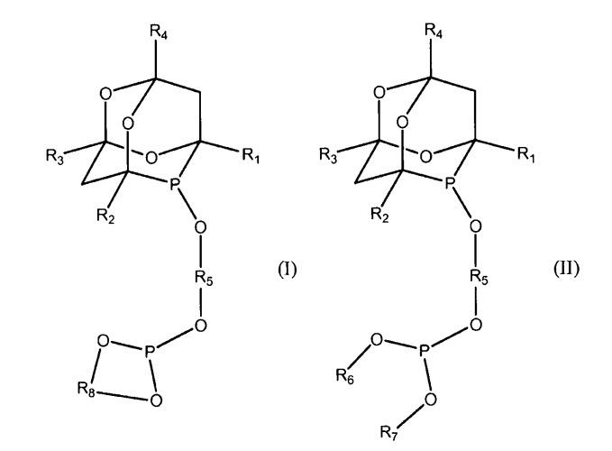 Фосфорорганические соединения, каталитические системы, содержащие эти соединения, и способ гидроцианирования с использованием этих каталитических систем