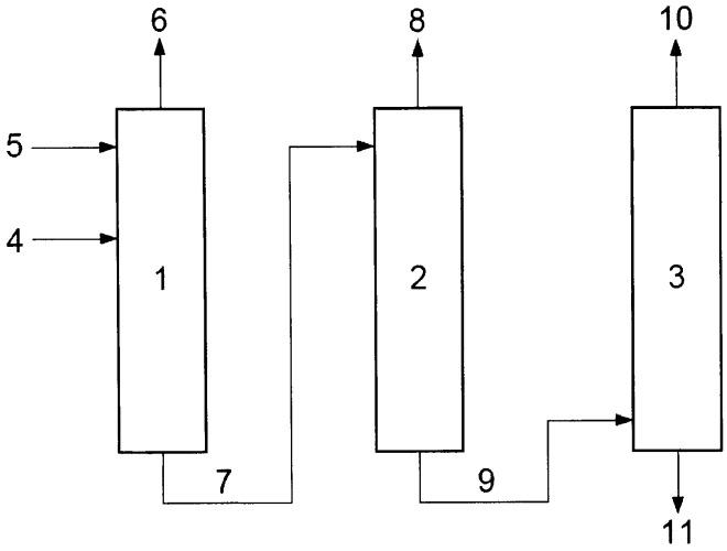 Способ удаления ацетона из потока, включающего ацетон, метилацетат и метилиодид