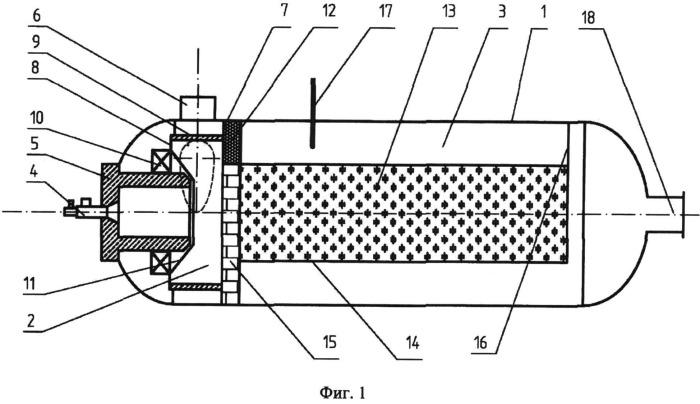 Способ получения серы из сероводородсодержащего газа методом клауса и каталитический реактор для его осуществления