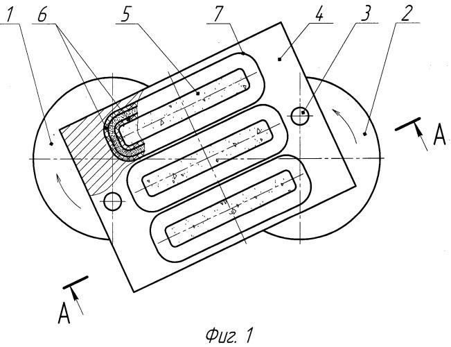 Устройство с регулируемой жесткостью для отделочной обработки изделий