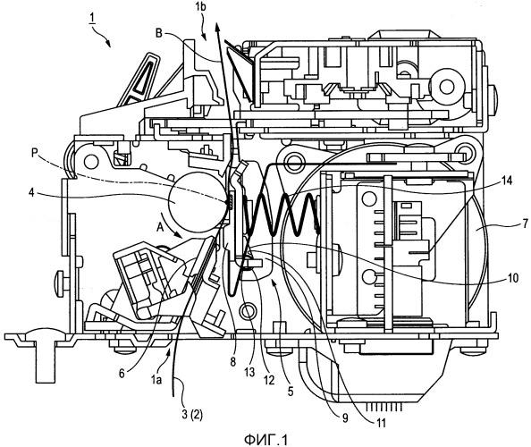 Печатающая головка, принтер и способ управления принтером