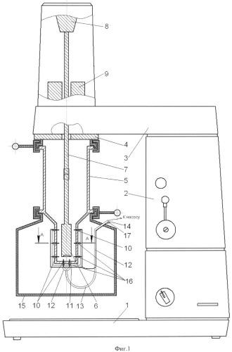 Устройство для измерения вязкости материала