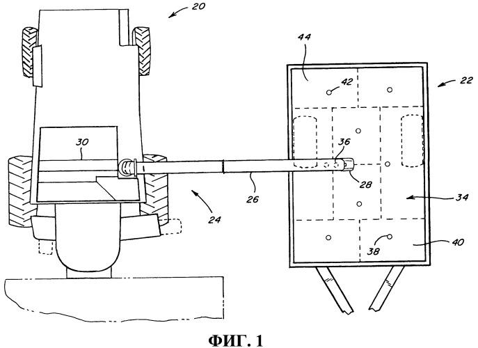Автоматическая система управления перемещением зерна на основании моделирования в реальном времени уровня заполнения для зон принимающего контейнера