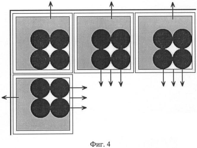Способ временного хранения радиоактивных отходов