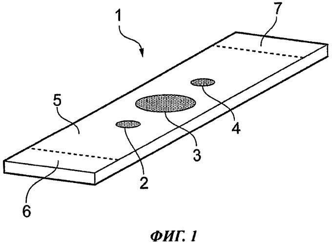 Электродная накладка одноразового использования
