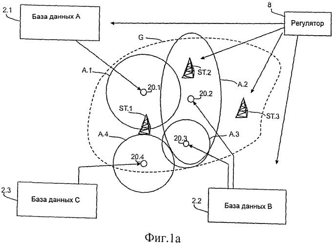 Способ, устройство и компьютерная программа для поддержания баз данных