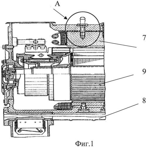 Способ и устройство эксплуатационного контроля нагрева и защиты электродвигателя постоянного тока