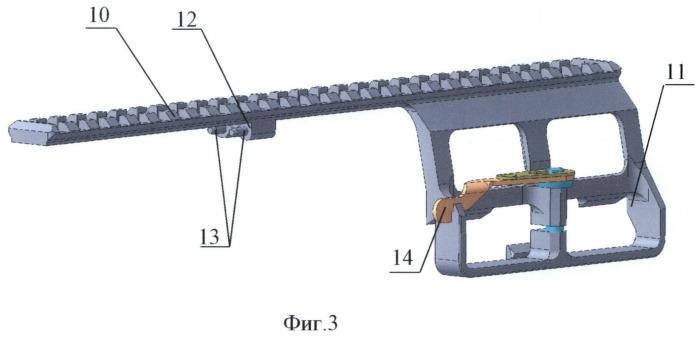 Стрелковое оружие с оптическим прицелом