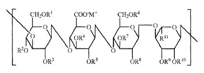 Полисахаридный флюид для обработки приствольной зоны и способ обработки находящегося в недрах земли пласта