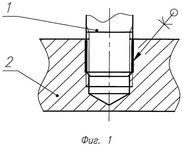 Способ стопорения резьбового крепежного соединения