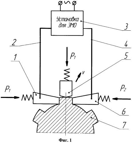 Способ восстановления изношенных боковых поверхностей шлицев