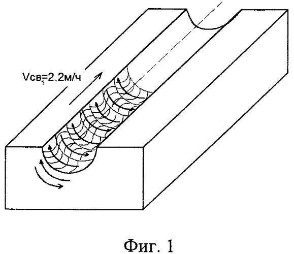 Способ износостойкой слоистой наплавки стальных подшипниковых колец опорно-поворотных устройств стреловых кранов