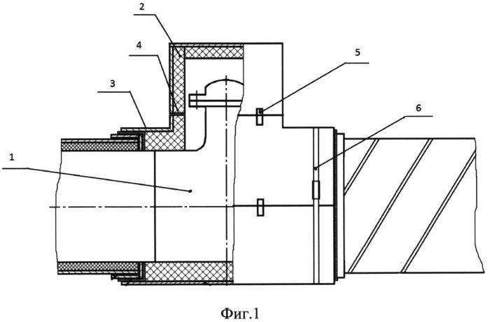 Способ теплоизоляции вантуза для надземной и подземной установки