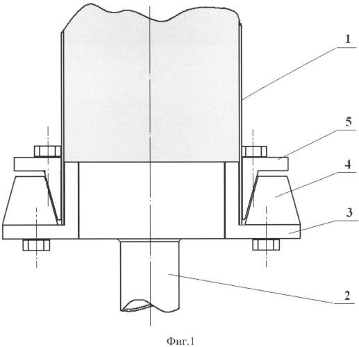 Устройство для крепления электронагревателя в электропечи