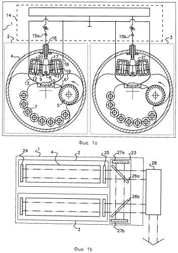 Газоразрядная лазерная система и способ генерации излучения