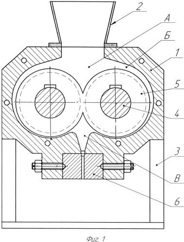 Экструдер для переработки термопластичных материалов