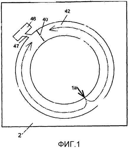 Способ изготовления кольцеобразных формованных изделий из пластмассы, устойчивых к нагрузкам на растяжение или сжатие
