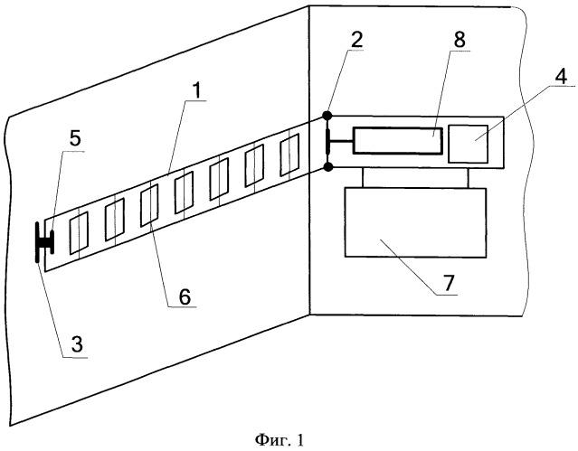 Устройство для проведения эксплуатационного мониторинга низконапорных земляных плотин