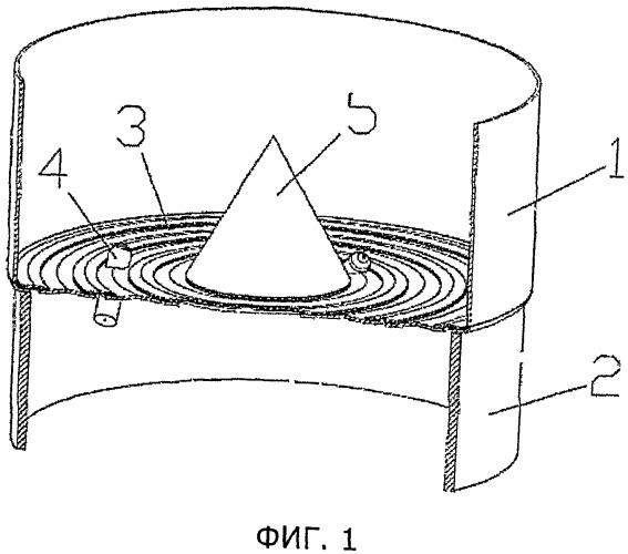 Газораспределительный диск, предназначенный для использования в установках для обработки твердых частиц