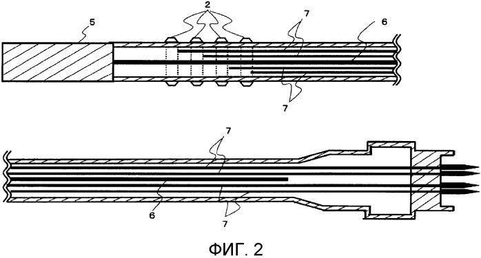 Катетер для измерения электрического потенциала
