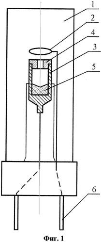 Косметологическое устройство для фотофореза микроэлементов