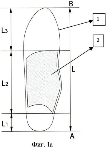 Заготовка для индивидуальной орпотедической стельки и способ ее изготовления