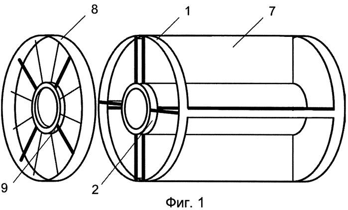 Устройство для сжигания топлива в газотурбинном двигателе