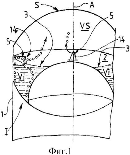 Криогенный бак и космическая пусковая установка, включающая такой бак