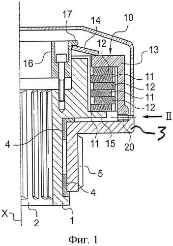 Механическое устройство для передачи порогового усилия