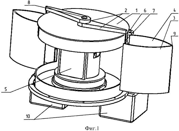 Устройство для защиты оптического прибора