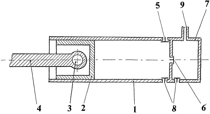 Система охлаждения оружейных стволов