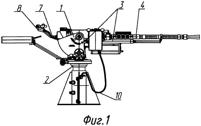 Оружейная установка