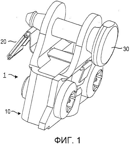 Соединительный механизм, клапан и исполнительный механизм