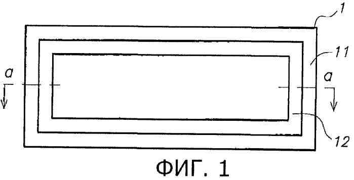 Опорная рама для фильтрующей мембраны